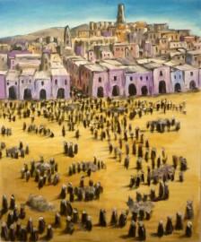 Market Festival, North Africa.